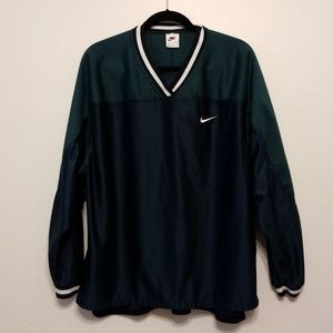 Nike deep hunter green jersey